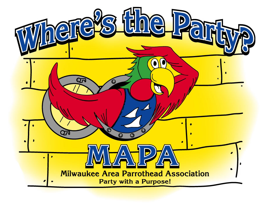MAPA Where's the Party logo
